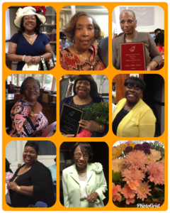 "Saluting the Past ""Mothers of the Year"""