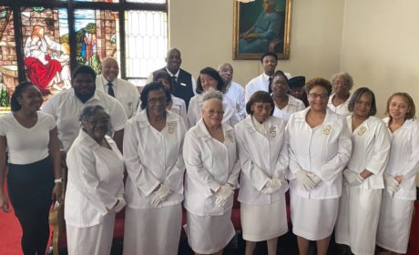 Usher Day: Celebrating 50 Years In Ministry