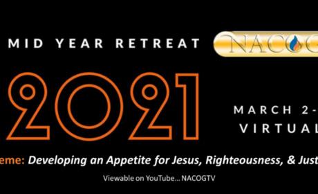 2021 Virtual Mid-Year Retreat, March 2-4th Highlights